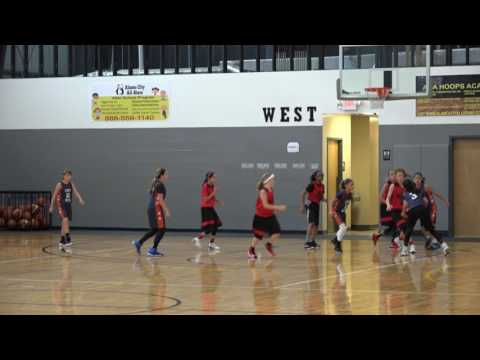 Lady Nets Roundball Classic Champions!  - Some Highlights from Day 1