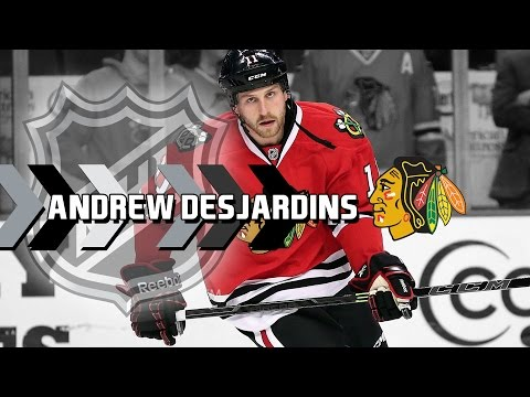 Andrew Desjardins Re-Signs with the Blackhawks (NHL Free Agency)
