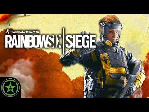 Let's Play - Rainbow Six: Siege - The Pre-Rankening - AH Live Stream