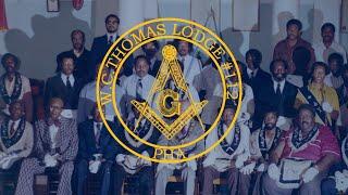 W.C. Thomas Lodge #112 Horace Ruben Scholarship Virtual Banquet 2020