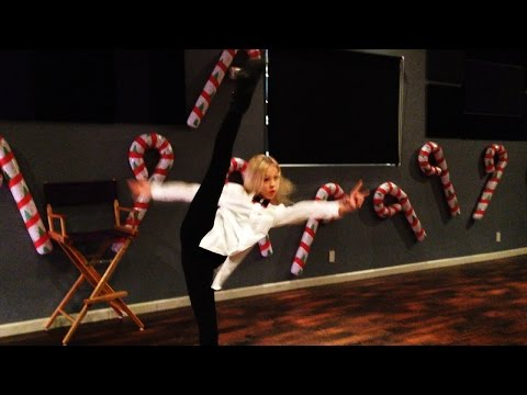 Jordyn Jones  Bob Helms  Jingle Bell Rock  #Christmas2014