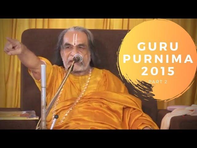 Guru Purnima 2015 (Part 2)  | Punitachariji Maharaj | Girnar | Junagadh