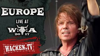 europe   the final countdown   live at wacken open air 2017