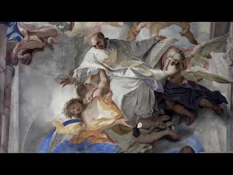 Italia - Roma - Chiesa Di Sant Ignazio Di Loyola