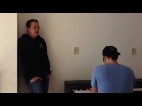 """Brad & Chet """"Goodbyes"""" on Piano"""