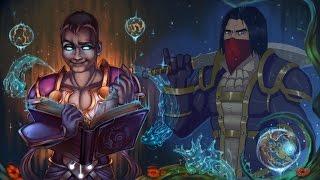 [Warcraft] История Братства Справедливости. Часть 1