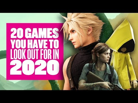 Biggest Games Of 2020.The Biggest Games To Play In 2020 And Beyond Youtube