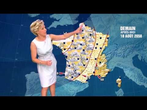 WMO Weather Reports 2050 - France (Français)