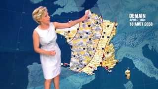 WMO Weather Reports 2050 - France (Français)