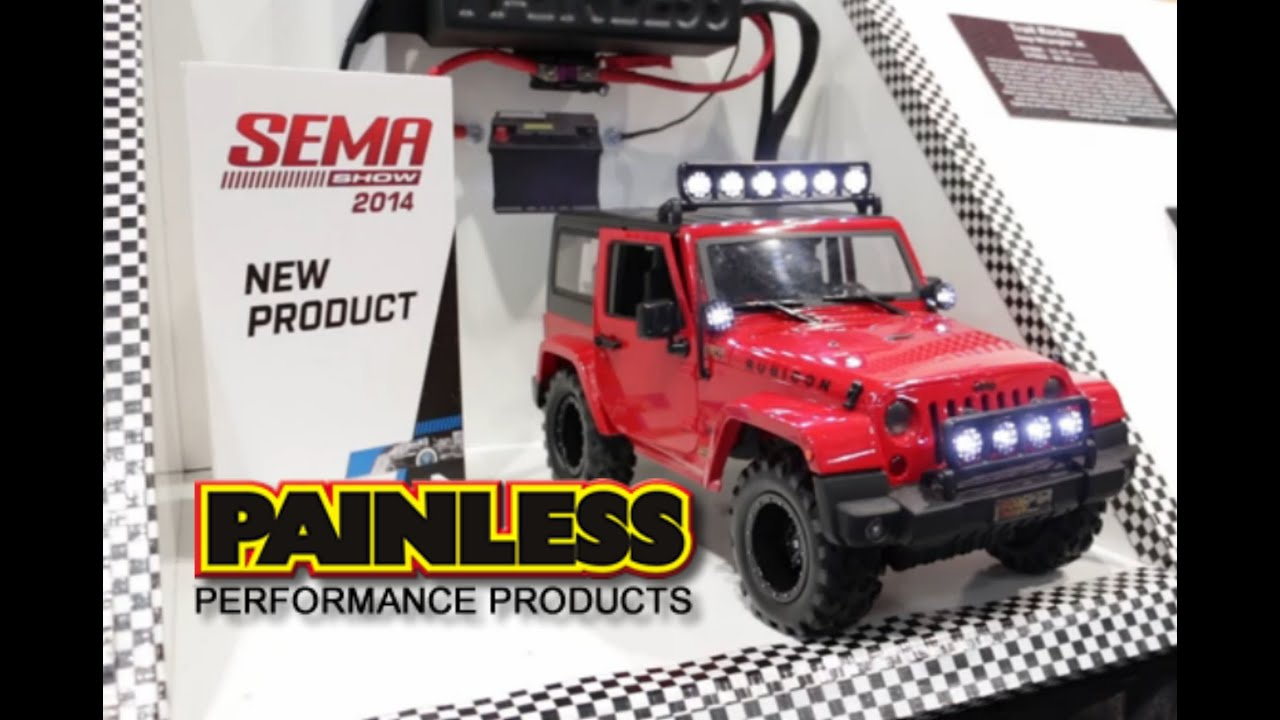Trail Rocker For Jeep From Painless Performance Products Youtube Wiring Cj