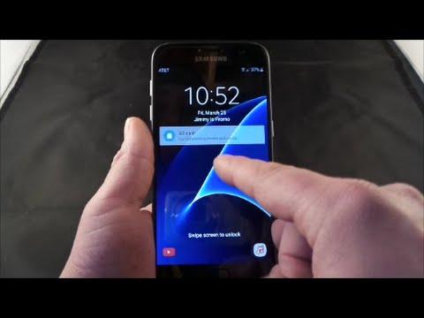 SD Card Notification Pop Up | Galaxy S7/S7 Edge