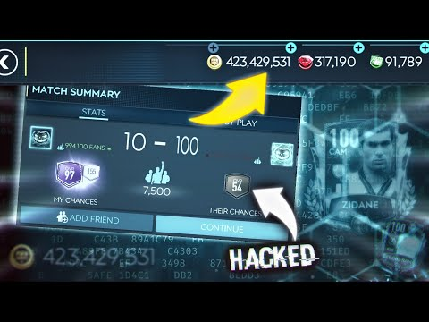 FIFA MOBILE 20 HACKED!