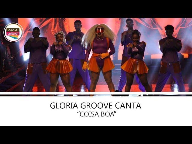 GLORIA GROOVE - COISA BOA NA JET DA GG