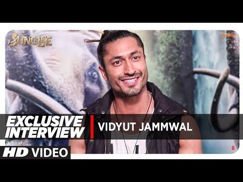 EXCLUSIVE INTERVIEW:  Vidyut Jammwal | JUNGLEE | T-Series