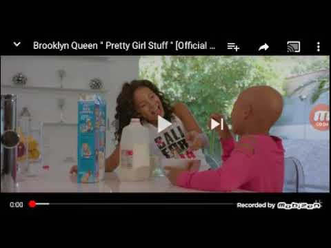 Reacting to pretty girl stuff by Brooklyn queen
