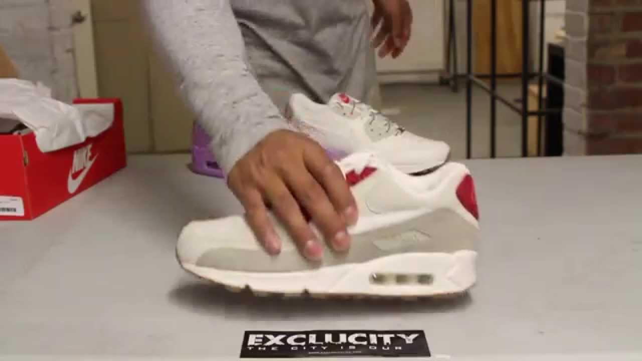 Woman's Nike Air Max 90 LOTC QS