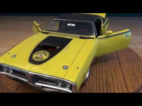 Review 1 18 1971 Dodge Charger Super Bee 426 Matco