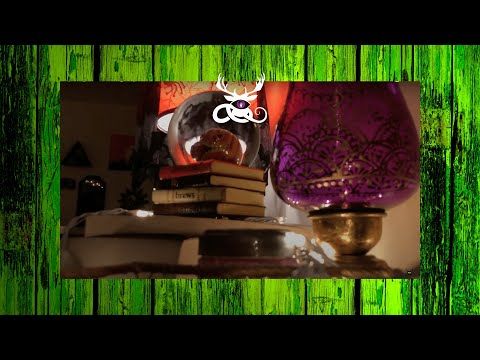 Witchy Apartment Tour!