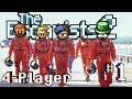 The Escapists 2 4 Player H M P Offshore Basically Armageddon 4 Player Gameplay mp3