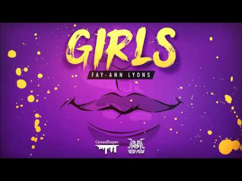 FayAnn Lyons  Girls 2017 Soca Trinidad