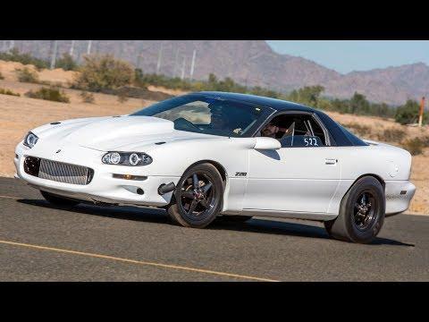 Download Youtube: Twin Turbo 1100HP Camaro Ride Along!