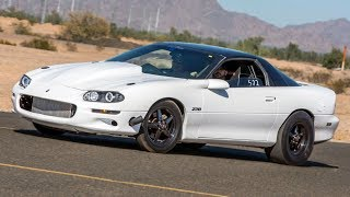 Twin Turbo 1100HP Camaro Ride Along! thumbnail