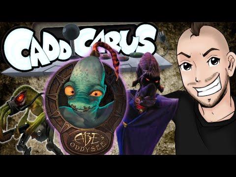 Abe's Oddysee – Caddicarus
