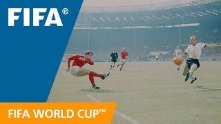 Unbeatable: Geoff Hurst's hat-trick