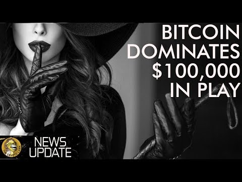 Bitcoin DOMINATION As Price Ready To Surge to $100,000