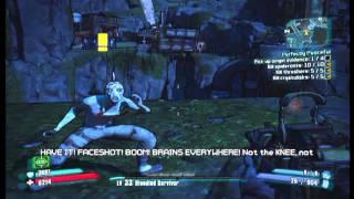 Borderlands 2 - Meet Mc Shooty Face!
