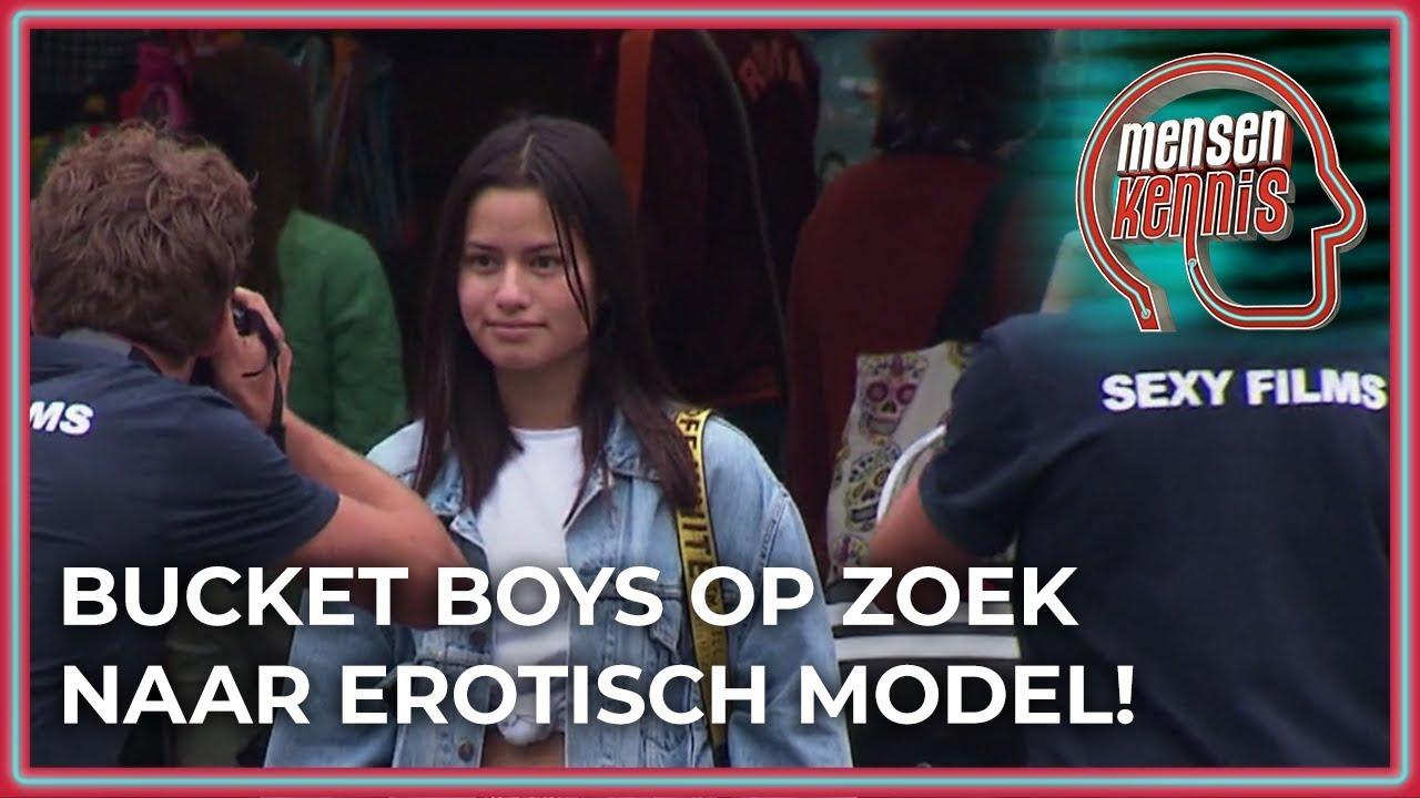 Bucket Boys op zoek model voor SEXY FILMS | Mensenkennis