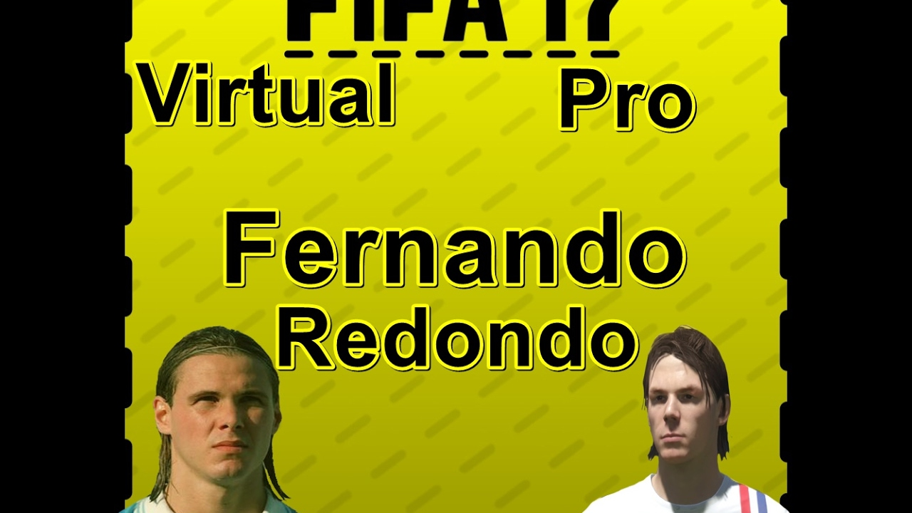 Fifa 17 Fernando Redondo