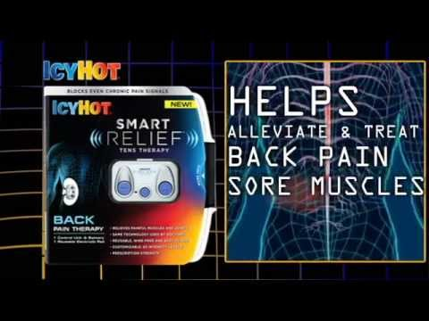 Icy Hot Tens Therapy Unit For Back Pain