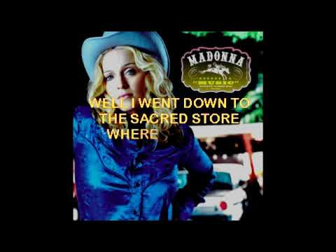 Madonna - American Pie (Karaoke Version)
