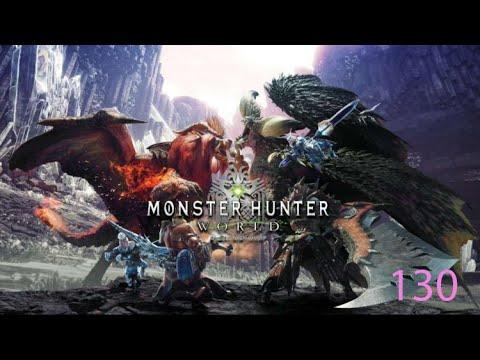 MHW 魔物獵人 130 上位困獸鬥:爆鎚龍 - YouTube