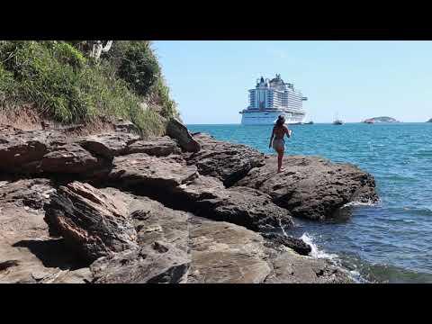 BRASIL EN 1´ : BUZIOS  - RIO DE JANEIRO  - TICKET DE IDA - DOCUMENTAL - FULL HD