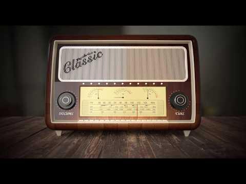 Cinema 4d Retro Radio - Speed art