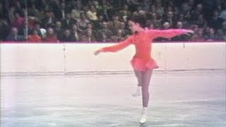 Peggy Fleming - 1968 U.S. Figure Skating Championships - Long Program
