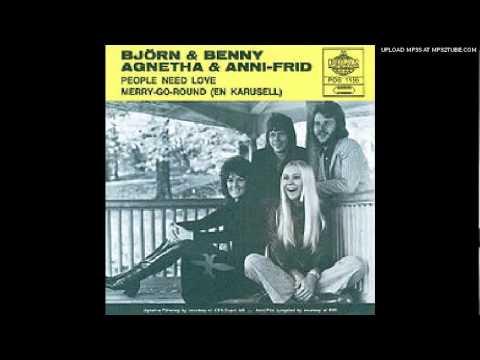 Zwei Mal Zwei - Liebe Ist Gut (ABBA's ''People Need Love'' in German)