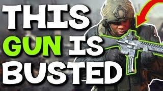 The M4A1 is OP! - CoD: Modern Warfare Beta Gameplay (PC)