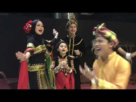 Sumandak Sabah | Alyssa Dezek, Wafiy Aan , Dayang, Jun ,iqbal, Chubby,hazury