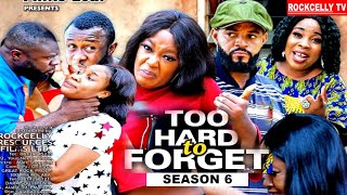 TOO HARD TO FORGET  (SEASON 6) -NEW MOVIE ALERT!- LUCHY DONALDS  Latest 2020 Nollywood Movie ||HD
