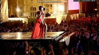 Lora - Draga / Floare la ureche/ Fire up - Media Music Awards 2015 Sibiu