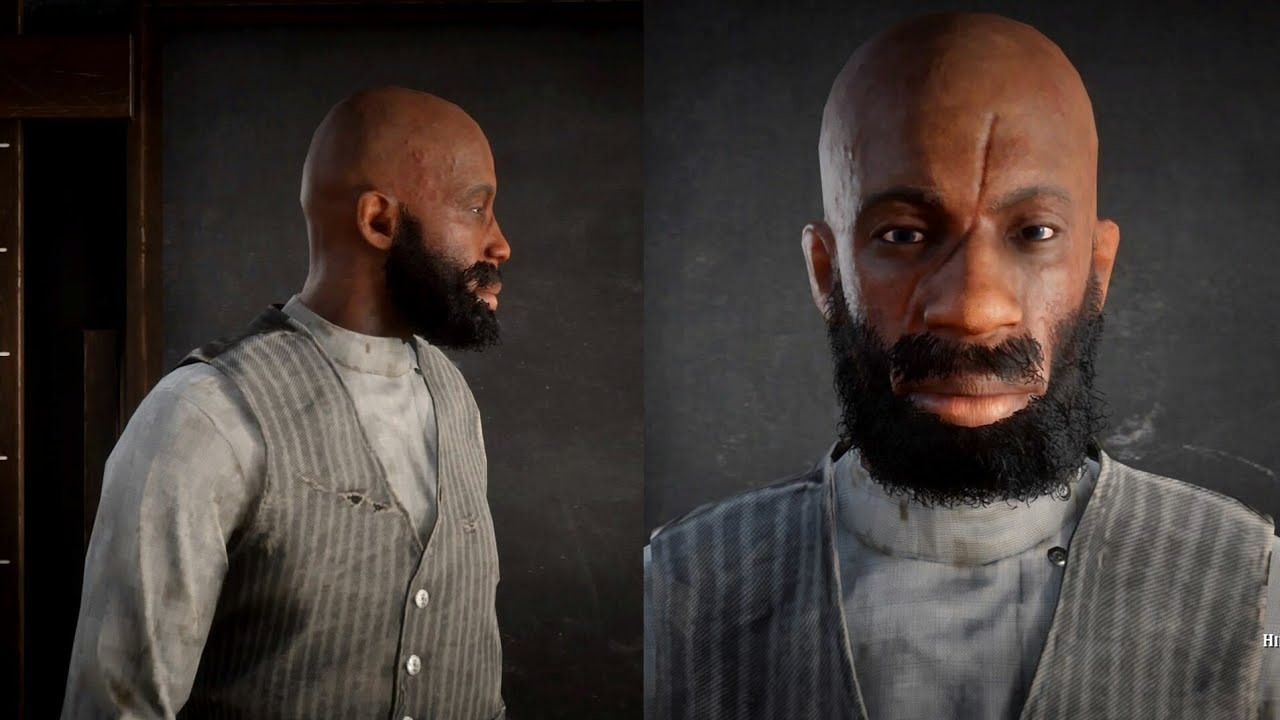 Red Dead Online Black Character Creation Red Dead Redemption 2 Online Youtube