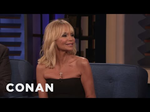 Kristin Chenoweth Wants To Bring Her New Boyfriend To Conan's House - CONAN on TBS