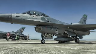 Protecting American Airspace • F-16 Fighting Falcons thumbnail