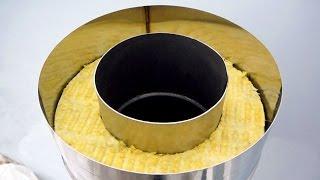 видео Печные трубы: установка, отделка и ремонт