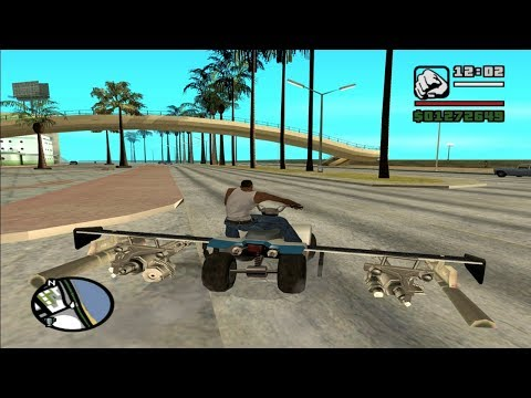 GTA San Andreas Top 5 Best Mods 2017
