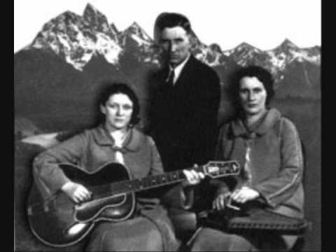 The Carter Family- When The World's On Fire