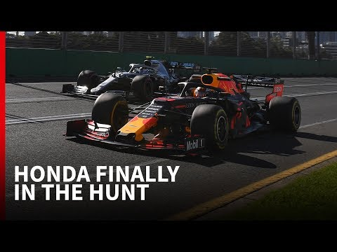 Why Mercedes Now Sees Honda As A Threat